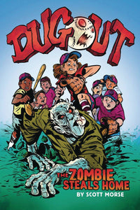 Dugout Gn Vol 01 Zombie Steals Home