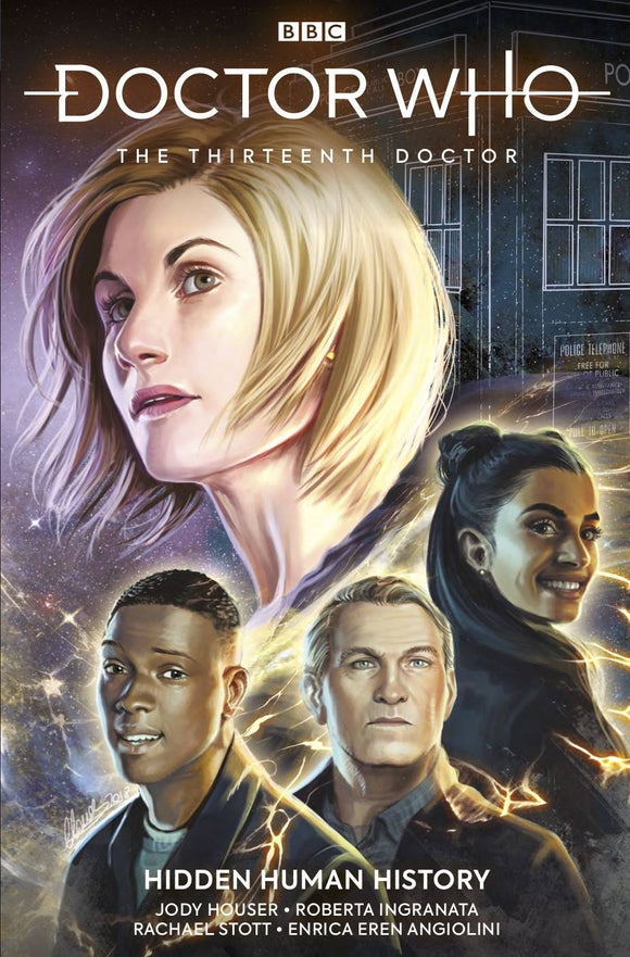 Doctor Who 13Th Tp Vol 02 Hidden Human History