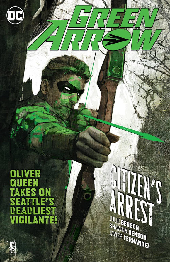 Green Arrow Tp Vol 07 Citizens Arrest