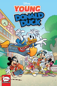 Young Donald Duck Tp Vol 01