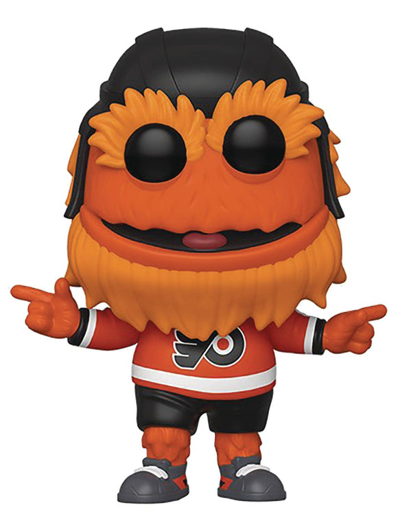 Pop Mascots Flyers Gritty Vinyl Fig