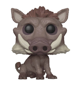 Pop Disney Lion King Live Pumbaa Vinyl Fig
