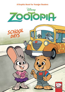 Disney Zootopia School Days
