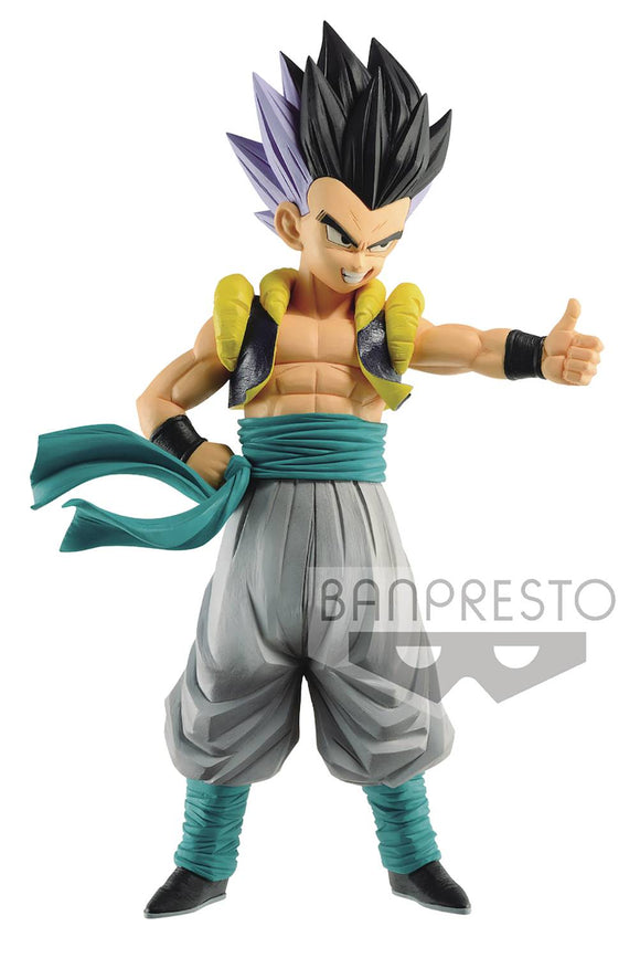 Dragon Ball Z Resolution Of Soldiers Gotenks Grandista Fig