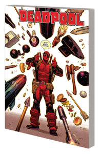 Deadpool By Skottie Young Tp Vol 03 Weasel Goes To Hel
