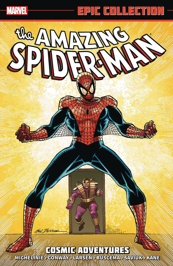 Amazing Spider-Man Epic Collect Tp Cosmic Adventures N