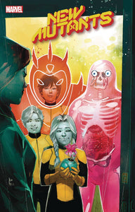 New Mutants #3 Dx