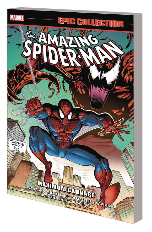 Amazing Spider-Man Epic Collection Tp Maximum Carnage