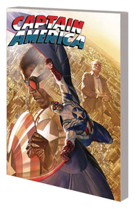 Captain America Sam Wilson Complete Collection Tp Vol