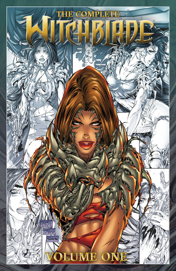 Comp Witchblade Tp Vol 01