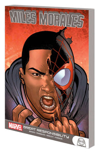 Miles Morales Gn Tp Great Responsibility