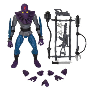 Tmnt Ultimates Wave 1 Foot Soldier Action Figure