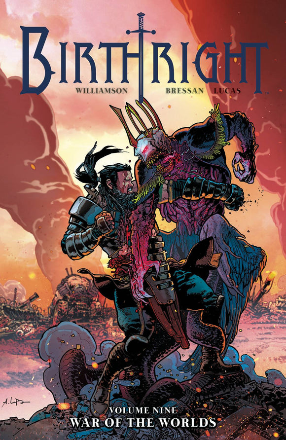 Birthright Tp Vol 09