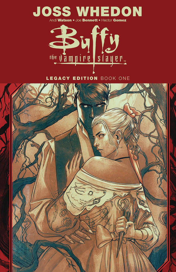 Buffy Vampire Slayer Legacy Edition Tp Vol 01