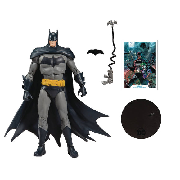 Dc Batman/Superman Batman 7 In Action Figure