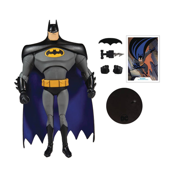 Dc Animated Batman 7 In Action Figure