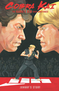 Cobra Kai Karate Kid Saga Continues Tp Vol 01
