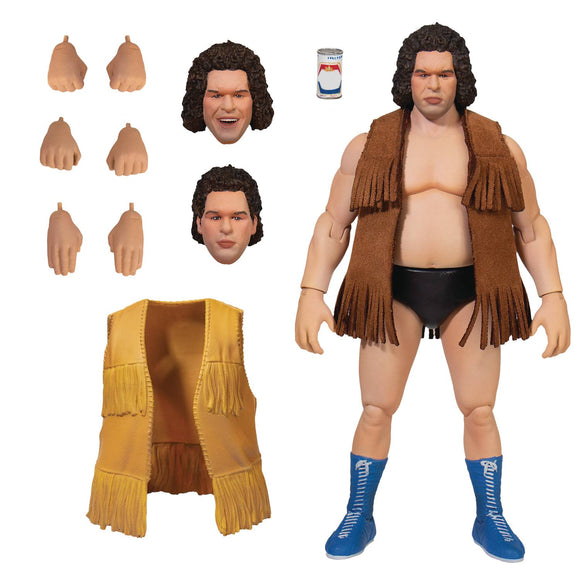 Andre The Giant Ultimates Wv 1 Andre The Giant Af