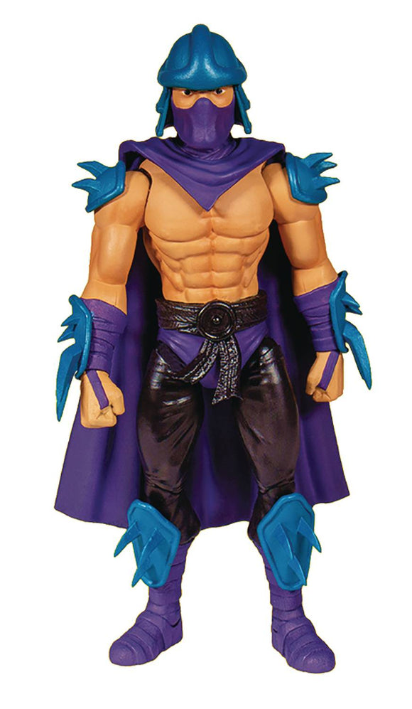 Tmnt Ultimates Wave 2 Evil Shredder Action Figure