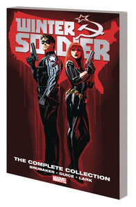 Winter Soldier By Ed Brubaker Complete Collect Tp New