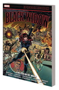 Black Widow Epic Collection Tp Coldest War