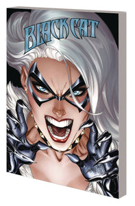 Black Cat Tp Vol 02 On The Run