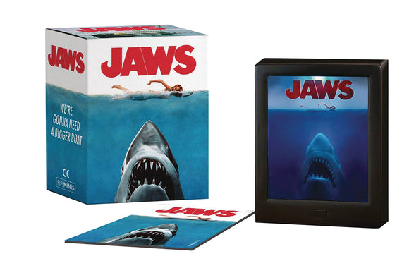 Jaws Were Going To Need Bigger Boat Kit