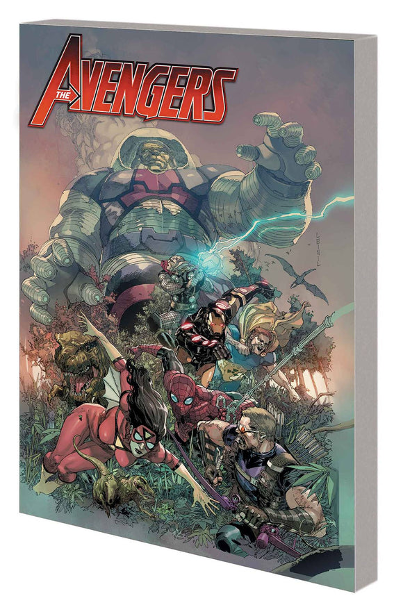 Avengers By Hickman Complete Collection Tp Vol 02