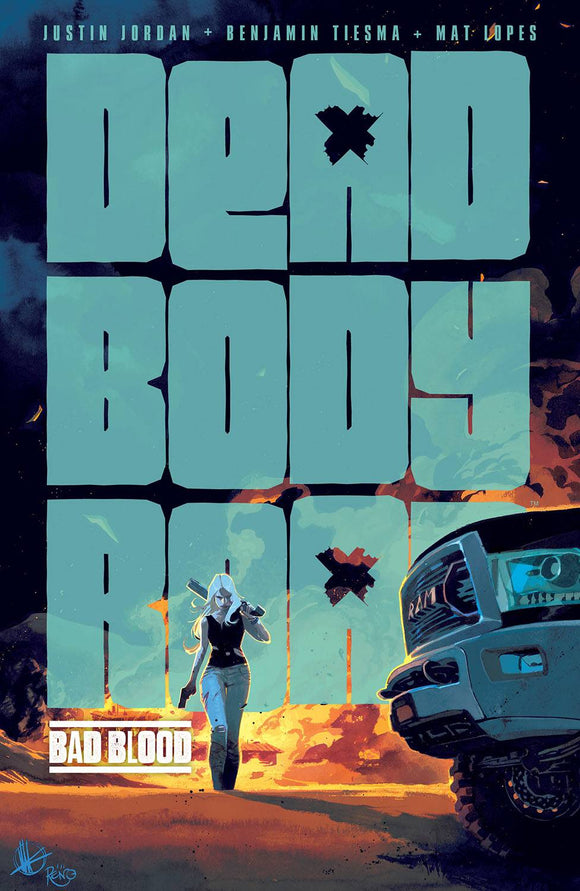 Dead Body Road Tp Vol 02