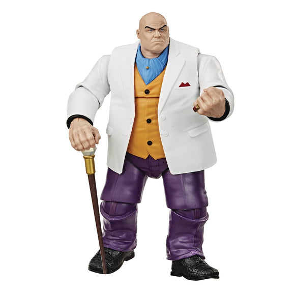 Spider-Man Vintage Baf Kingpin Variant 6In Af Cs