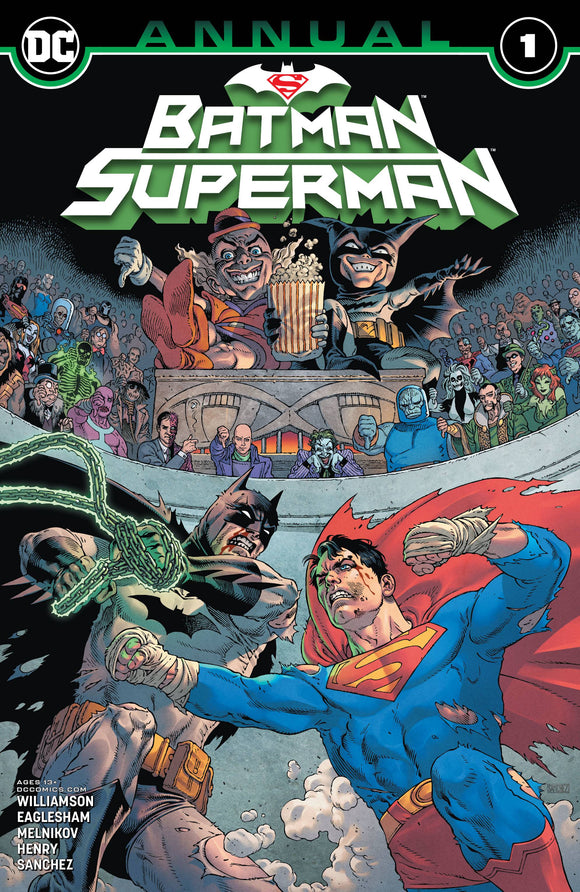 Batman Superman Annual #1