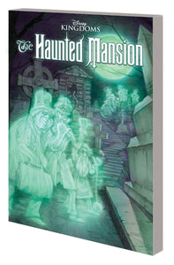 Disney Kingdoms Gn Tp Haunted Mansion