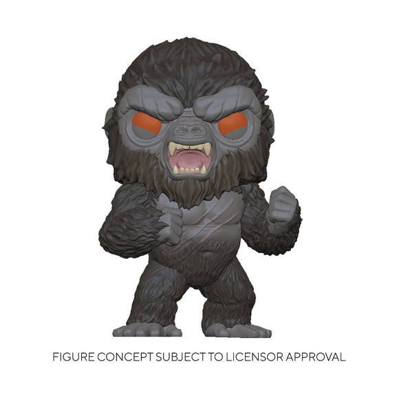 Pop Movies Godzilla Vs Kong Battle Kong Vin Fig