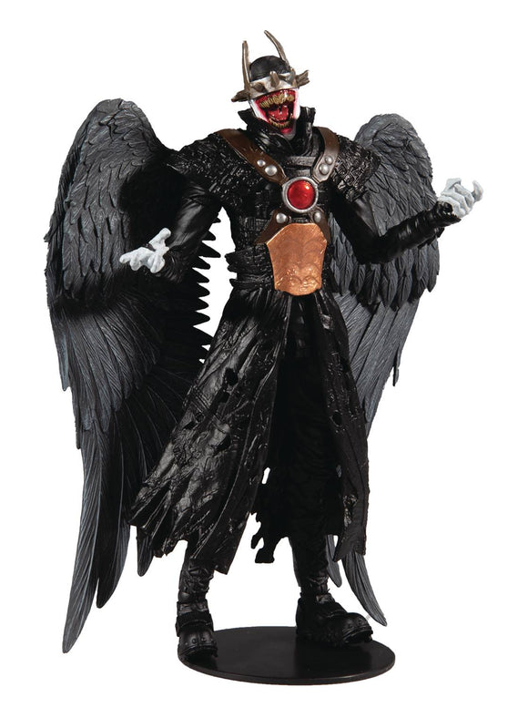 Dc Batman Who Laughs With Sky Tyrant Wings 7 In Action Figure Baf Merciless
