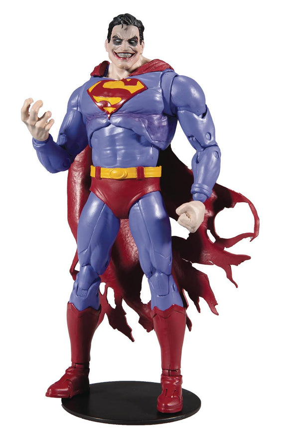 Dc Superman Infected 7 In Action Figure Baf Merciless