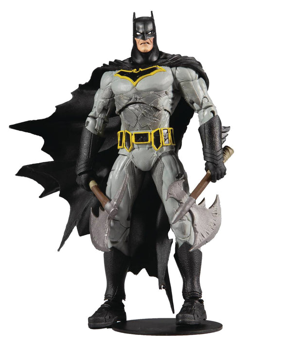 Dc Batman 7 In Action Figure Baf Merciless