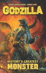 Godzilla Historys Greatest Monster Tp New Ptg