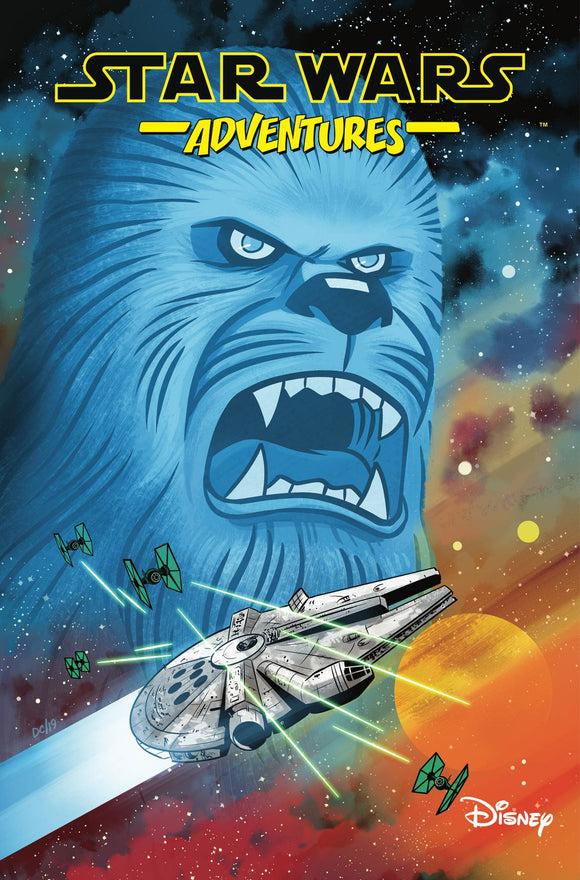 Star Wars Adventures Tp Vol 11 Rise Of Wookiees