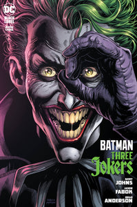 Batman Three Jokers #3 Cvr A Jason Fabok Joker (Of 3)