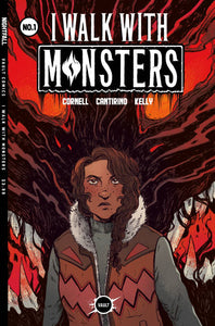 I Walk With Monsters #1 Cvr A Cantirino