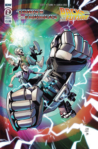 Transformers Back To Future #2 (Of 4)