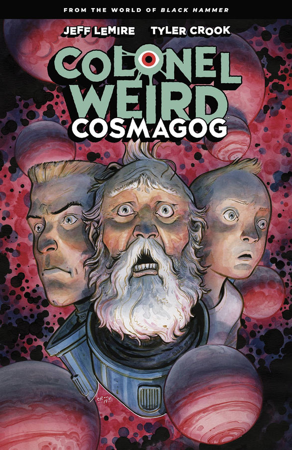 Colonel Weird Cosmagog Tp