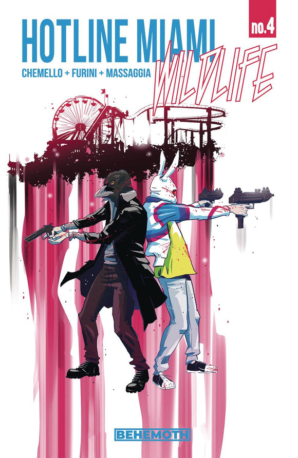 Hotline Miami Wildlife #4 (Of 8)