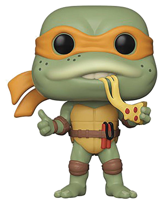 Pop Tmnt Michelangelo Vin Fig