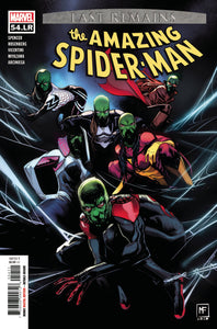 Amazing Spider-Man #54.Lr