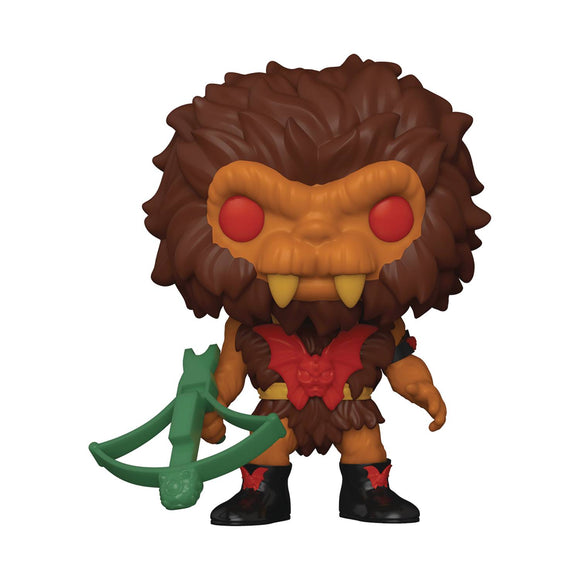 Pop Motu Grizzlor Vin Fig