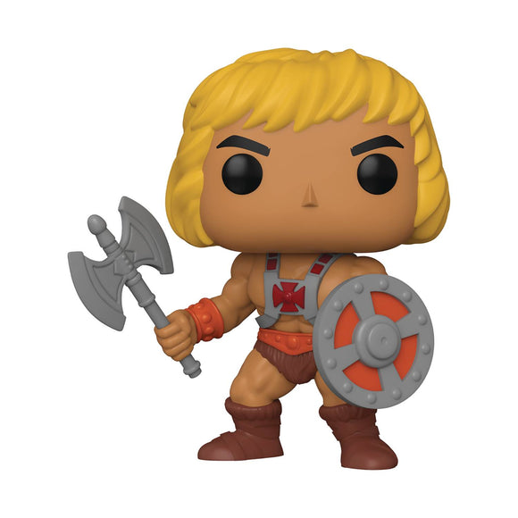 Pop Animation Motu He-Man 10In Fig