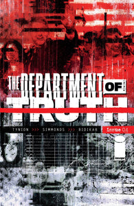Department Of Truth #4 Cvr A Simmonds