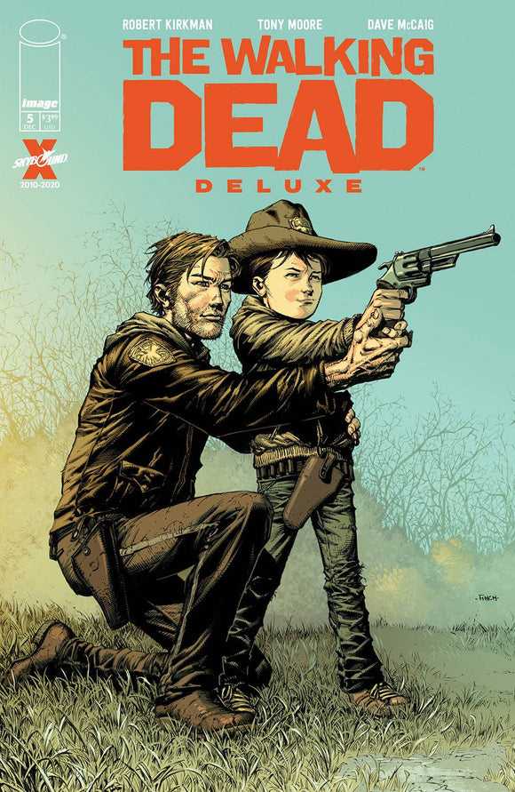 Walking Dead Dlx #5 Cvr A Finch & Mccaig
