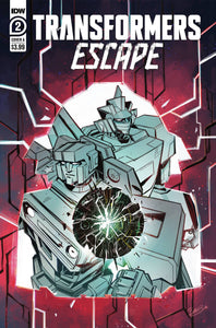 Transformers Escape #2 (Of 5)